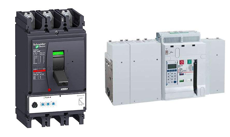 Compact circuit breaker EKII