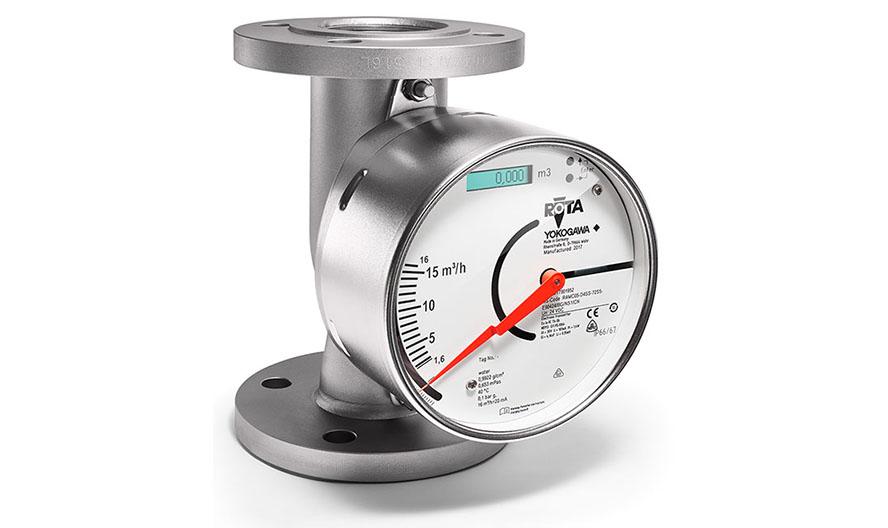 Variable area flowmeters EKII