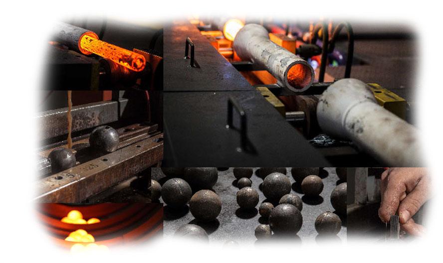 Steel ball EKII
