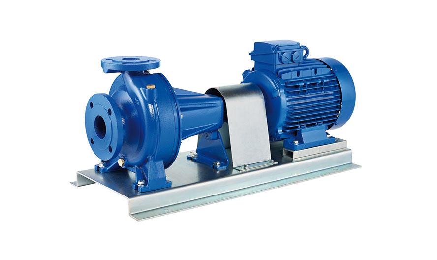 pompe horizontal centrifuges EKII